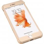 Husa de protectie FLOVEME 360 pentru iPhone 6 Plus / 6S Plus, Gold