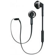 Casti Stereo Philips SHB5250BK, Bluetooth (Negru)