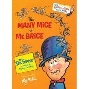 The Many Mice of Mr. Brice, Hardcover