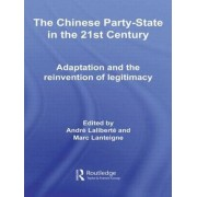 The Chinese Party State in the 21st Century by Andre Laliberte