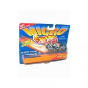 Hot Wheels Micro Series 3 Car and 4 piece Track Die Cast Vehicle by Hot Wheels