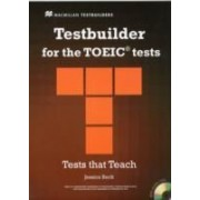 Beck, J: Testbuilder For The Toeic Tests