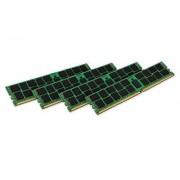 Kingston KVR21R15D4K4/64 RAM 64Go 2133MHz DDR4 ECC Reg CL15 DIMM Kit 4x16Go 288-pin