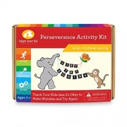 Activity Kit Includes Educational, Cognitive and Development Activities for Learning Problem-solving Skills and Self-determination