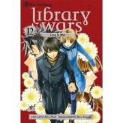 Library Wars: Love & War, Vol. 12 by Kiiro Yumi