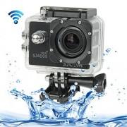 "Sj4000 Action camera(Black)- Wifi (LCD-2"" Screen)"