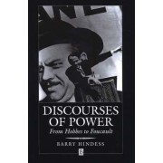 Discourses of Power by Barry Hindess