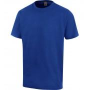 Modyf Tee-shirt De Travail Job + Bleu Royal