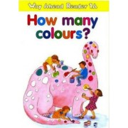 Way Ahead Readers 1a How Many Colours? A1 Reader by Keith Gaines