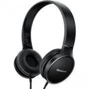 Стерео слушалки Panasonic RP-HF300, Черни, 6540014