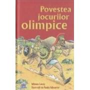 Povestea jocurilor olimpice - Minna Lacey