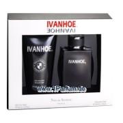 Paris Bleu Ivanhoe - Set für Herren, Eau de Toilette, Showergel