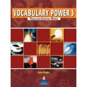 Vocabulary Power 3 by DINGLE
