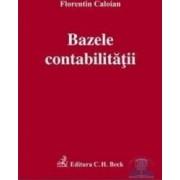 Bazele contabilitatii - Florentin Caloian
