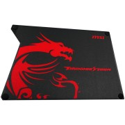 MousePad, MSI, Thunderstorm Aluminum Gaming 320mmX225mmX2mm (THUNDERSTORM_GAMING_MOUSEPAD)