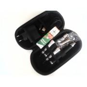 tigari electronice eGo passthrough 1300 mah/ 4,2 V set doua tigari