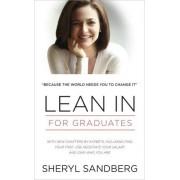 Sandberg Lean In: For Graduates