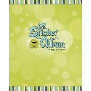 My Sticker Album for Boys, 2nd Edition by Debra Hartley