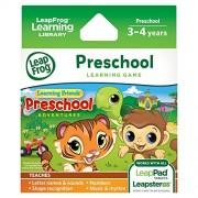 LeapFrog Learning Friends: Preschool Adventures Learning Game (for LeapPad3, LeapPad2, LeapPad1, Leapster Explorer, LeapsterGS Explorer) by LeapFrog Enterprises