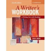 A Writer's Workbook by Trudy Smoke