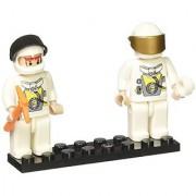 BRICTEK BUILDING BLOCKS 19209 Mini Figurines Space Team (2)