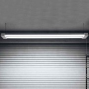 Feit Electric 4Ft/1.2M Led Utility Shop Tube Light With Pull Chain On/