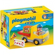 PLAYMOBIL Construction Truck Building Kit