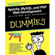 Apache, MySQL, and PHP Web Development All-in-One Desk Reference For Dummies by Jeff Cogswell