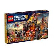 Lego - 70323 - Nexo Knights - Il palazzo vulcanico di Jestro