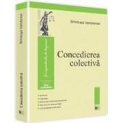 Concedierea Colectiva - Brindusa Vartolomei