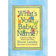 What's Your Baby's Name? by Bruce Lansky