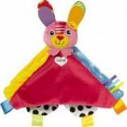 Minipaturica senzoriala Lamaze Bella The Bunny
