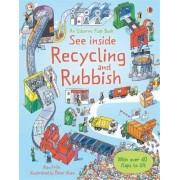 See Inside: Rubbish and Recycling by Alex Frith