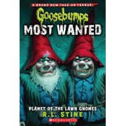 Planet of the Lawn Gnomes by R L Stine