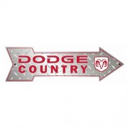 """Arrow Sign - Dodge Country"""