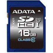 Card A-DATA SDHC UHS-I U1 Premier 16GB (Class 10)