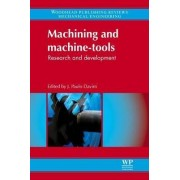 Machining and Machine-Tools by J. Paulo Davim
