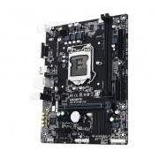 Tarjeta Madre Gigabyte micro ATX GA-H110M-S2, S-1151, Intel H110, USB 3.0, 32GB DDR4 para Intel ― Requiere Actualización de BIOS para trabajar con Procesadores de 7ma Generación