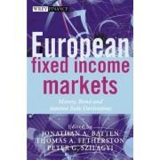 European Fixed Income Markets by Jonathan A. Batten