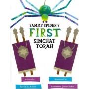 Sammy Spider's First Simchat Torah by Sylvia A Rouss