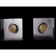 ROVAN: Szögletes keret LED izzóval