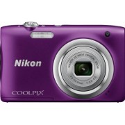 Aparat Foto Digital NIKON COOLPIX A100, Filmare HD, 20.1 MP, Zoom optic 5x (Mov)