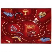AK Sports Play Mat Cars 95x133 cm Red CARS WOC 10