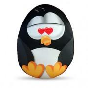 Almofada Pinguim Apaixonado