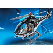 Playmobil Tactical Unit Helicopter (5563)