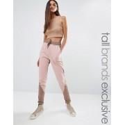 One Day Tall Спортивные штаны с контрастными вставками One Day Tall - Мульти