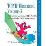 TCP/IP Illustrated: Volume 3 by W. Richard Stevens