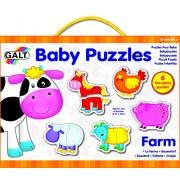 Galt - Nuovi puzzle per bambini piccoli, motivo: Fattoria