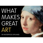 What Makes Great Art by Andy Pankhurst