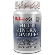 BioTech USA Multimineral Complex (100 tab.)